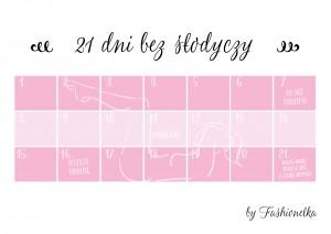 Tabelki z bloga Fashionelki... 1