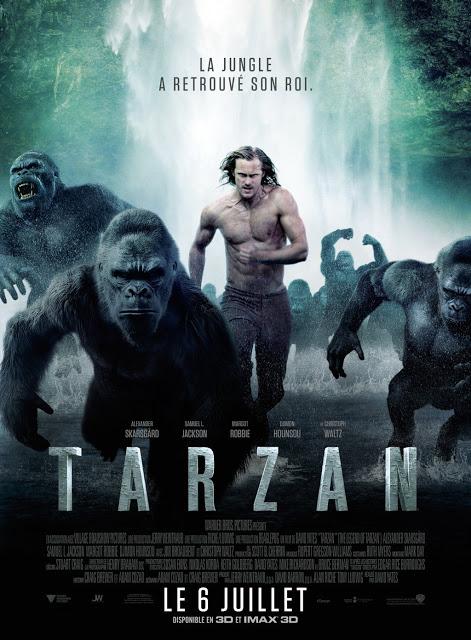 Tarzan. Legenda 1