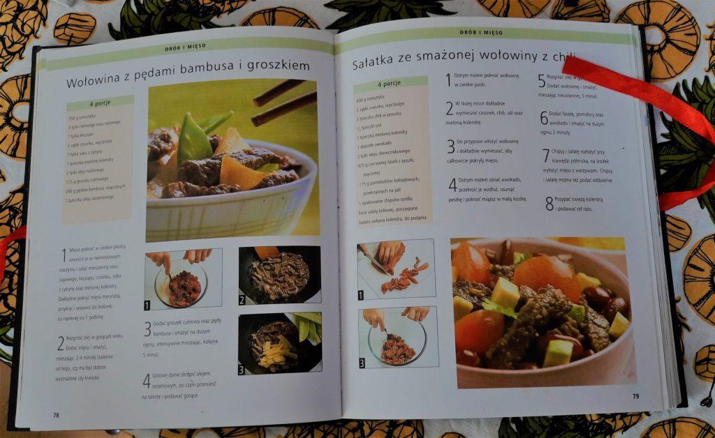 Ile można jeść tego nudnego kurczaka? C.D. Ulubione książki kulinarne 17