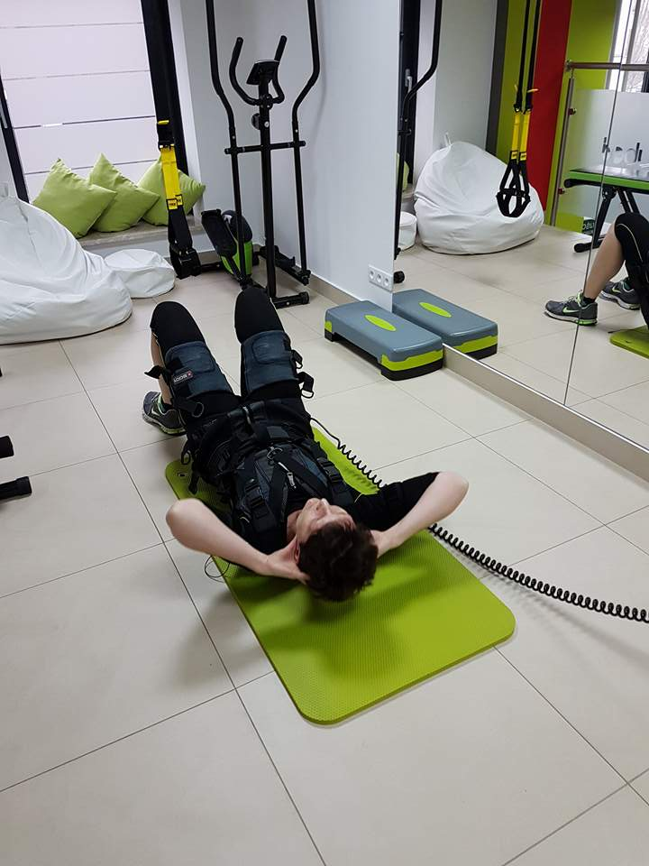 Trening EMS z Anią Ambroziak 12