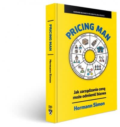 """Jak podnosić ceny, czyli polecam Wam książkę """"Pricing Man"""" Hermanna Simona 1"""