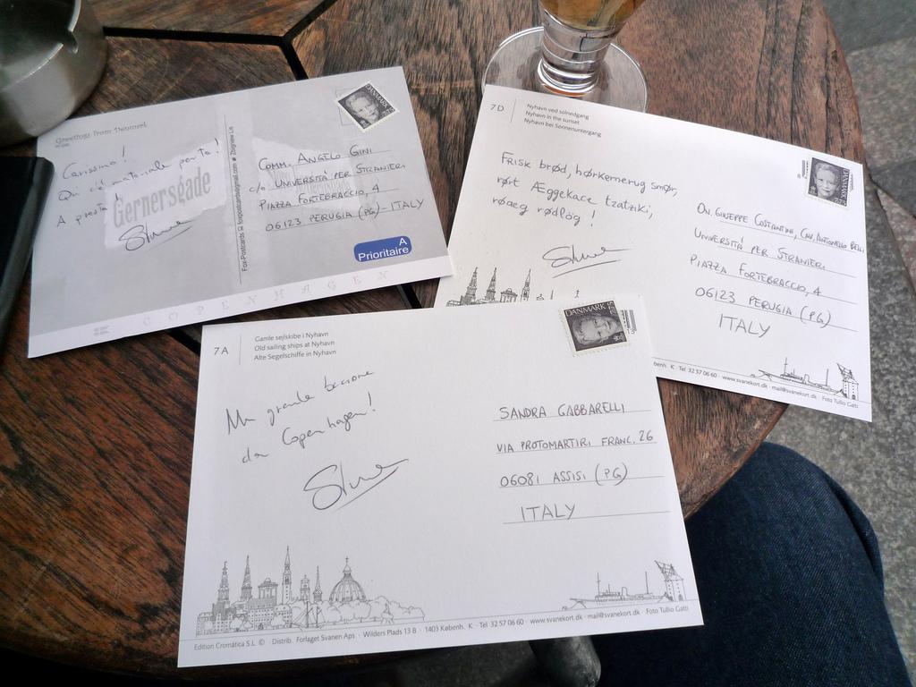 Co napisać na kartce pocztowej? 3