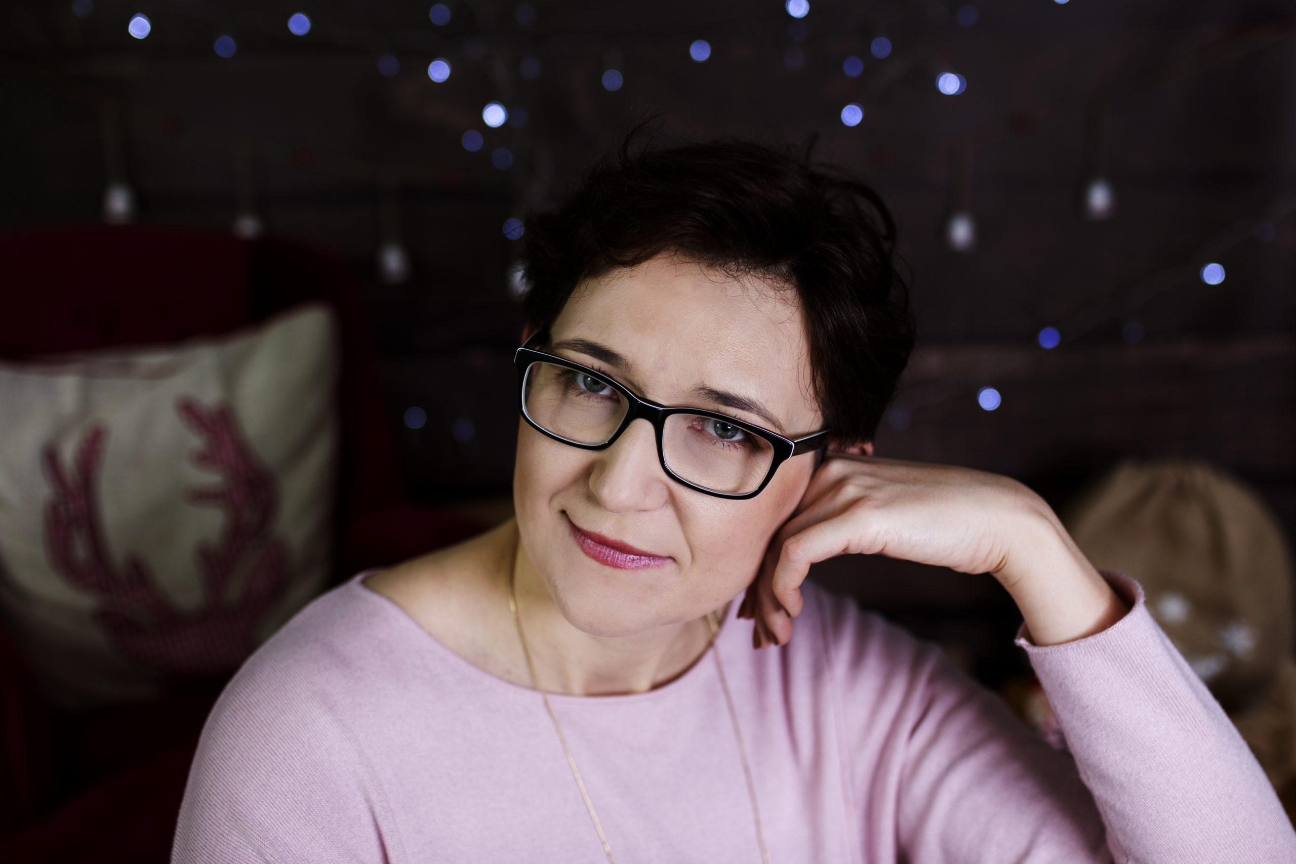 Monika Kurdej, jak się objeść w świeta